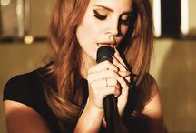 Lana Del Rey / by Tracey P