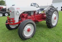 Ford 8n Tractors / by Dave Armishaw