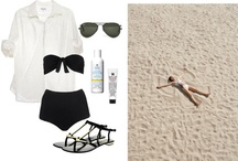 GLAMOUR summer Pinterest project / by Alex Rodrigues