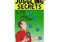 Learning / Learn to juggle within the hour and have fun teaching others. Great exercise, can juggle anywhere and inexpensive (3 tennis balls).  http://www.amazon.com/How-Juggle-Learn-Today-ebook/dp/B007E01QKM/ref=sr_1_5?s=digital-text&ie=UTF8&qid=1330299671&sr=1-5 / by Robert Hughes