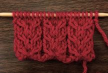 Crafts:  Knit Tips and Tutorials / by Kathy Jones