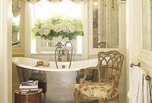 Bathrooms / by Gia Milazzo Smith / Designs By Gia Interior Design