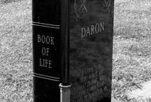 Here & Beyond / Ghosts & Graveyards / by Gail Parsley
