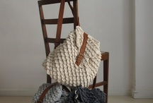 Crochet bags / by Lily Bergeron