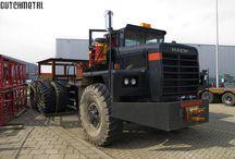 MACK trucks / by Kleyn Trucks