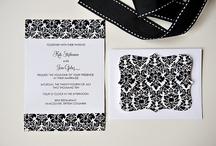 Invitations / by Brandy Godush-Cox