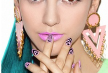 ♥♥nails, nails, nails♥♥♥ / Designs&shapes / by Shay Vital