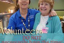 Volunteer Week! / by Doylestown Hospital