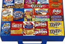 Exclusive Fundraising Boxes / by Old Fashion Candy