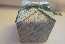 Envelope Punch Board / by Florence Savarese