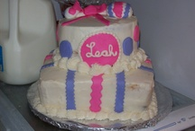 Cakes I've made / Some cakes that I've made throughout the years! / by Leilani Writer
