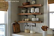 Reclaimed Wood Shelves / by Reclaimed Wood, Inc.