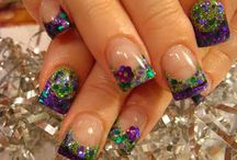 Awesome nails / by Megan Kelley