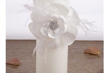 Simple Elegant Unity Candles / by Sheena Pena