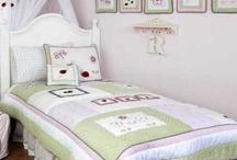 Ideas for Lia's Room / by Kerri Sheffield