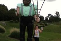 Amos the Amishman / by Hershey Farm