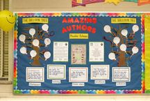 Bulletin Boards - Writing / Reading / by Mrs. RM  (Rodriguez-Martinez)