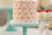 Wedding Inspiration - Dessert / by Jessica Burke // Fine Art Wedding Photographer