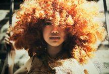 big hair: inspiration shoot / by rachel joy baransi