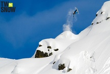 Amazing Snowboard Pictures / by World Snowboard Day