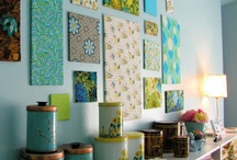 sewing room / by Bron
