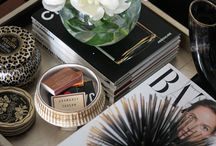 Coffee Table Chic / by Limezinnias Design