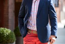 Men's clothing / by Kimberly Winfree