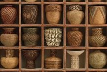 the art of basketry / My husband is a craftsman of basketry and has been for over 20 years. When I met him, I knew nothing about baskets. Now, I'm fascinated with them. I am not a basket maker or weaver myself but enjoy the art of it. / by Lynne Talbot-Taylor
