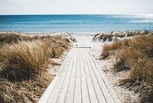 Ahhh, the beach... / by KK