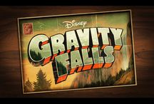Gravity Falls / by Trent Britton