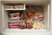 Freezer Meals / by Megan Maples