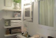 Bathrooms / by Julianne Rosenzweig Stamatyades