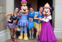 RunDisney / by Carrie Rieder