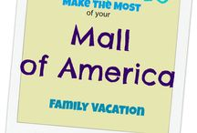 Mall of America / by Sue Bowman
