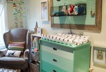 Nursery ideas / by Katina's Happy Thoughts