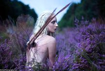 Fairies, Wings, & Glittery Things / by Chelynne Curci