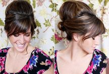Pretty Hair / by Danielle Quales