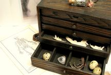Little Drawers / by OSuzannah / Susan McRae