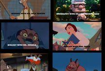 Disney / by Sophie Yano