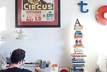 Home - Office / by Brett Christensen