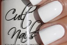 Cult Nails 2nd Anniversary Collection / 2nd Anniversary collection released Jan 2012 / by Cult Nails