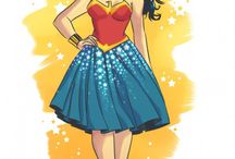 I <3 Wonder Woman / by Aimie Reese