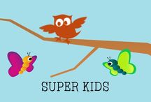 October 2013 (Super Kids) / by First Look