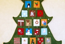 Advent Calendars / by Grandma Rogers