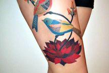 Tattoos  / by Holly Gulbin
