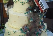 Specialty Cakes  / by Erica-Lyn Rawlston