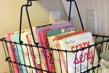 Great Organizational Ideas / by Amy Akin