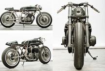 Motorbikes / by JJ Westfall
