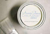 Annie Sloan / by Megan Beard