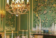 Dining Room Desires / by Melanie Duncan